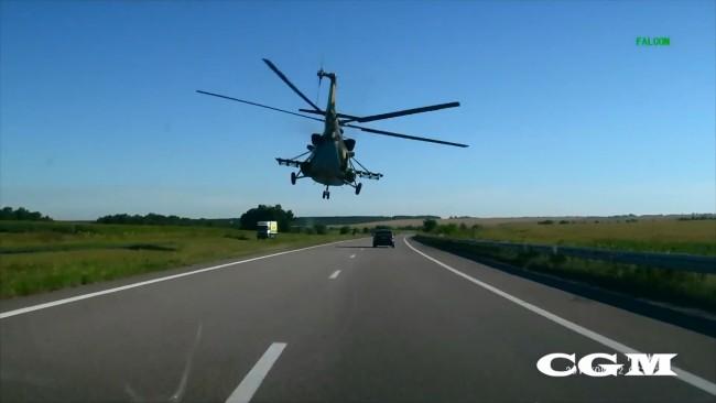 russia-ukraine-gunyouheli-highway