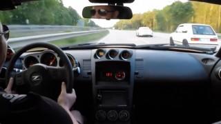 圧倒的大差で勝利! VW・ゴルフ VS 日産・フェアレディZ VS ポルシェ 911 GT3の公道レース