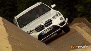 【試乗動画】前輪駆動となったBMW初のコンパクトSUV「BMW X1」 高級感と車格が向上!?
